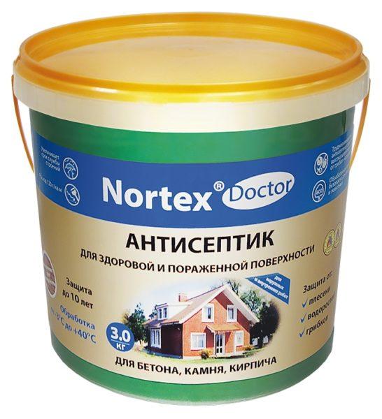 Антисептический грунт для бетона и кирпича