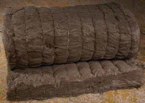 Базальтовые маты прошивные – ненагруженная звуко- и тепловая изоляция