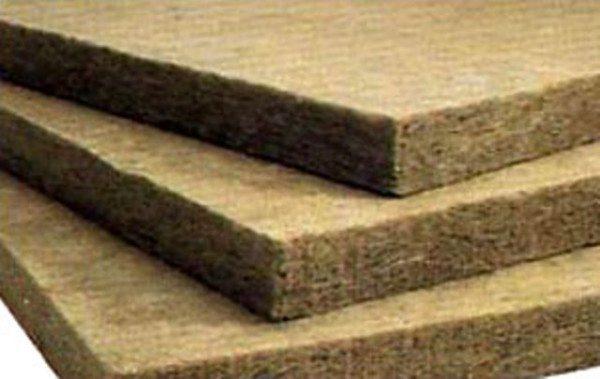 Базальтовый теплоизоляционный материал