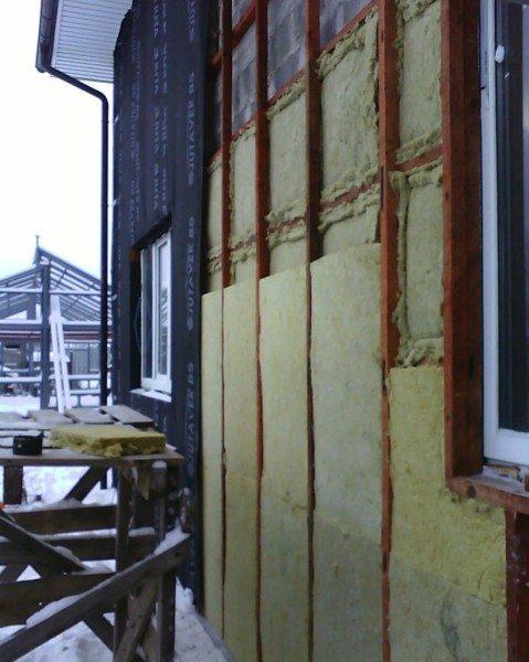 Минеральный утеплитель – идеальное средство теплоизоляции