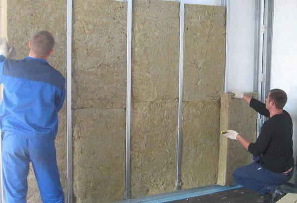Благодаря экологичности базальтовую вату можно использовать в жилых помещениях