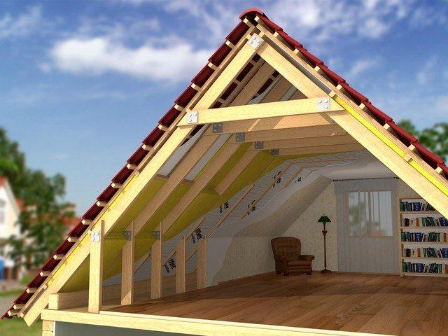 Чтобы получить полноценное жилое помещение, придется очень качественно его утеплить