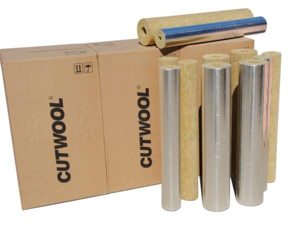 Cutwool — высокотемпературная изоляция для нагрева до +700 °C.