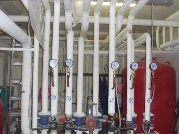 Для утепления труб используется самая распространённая разновидность — «Классик»