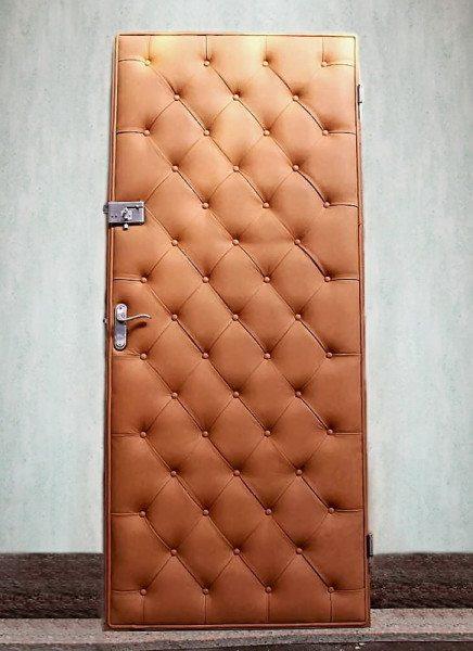 Дверь, утепленная листовым ППУ