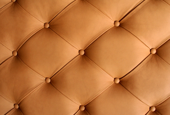 Обшивка дивана кожей своими руками