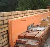 Энергосберегающая облицовка кирпичных стен