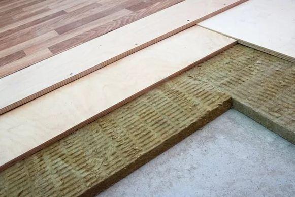 Floor Batts можно использовать для обустройства плавающих полов