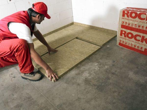 Floor Batts можно использовать только для пола или перекрытий, для стен существуют другие марки