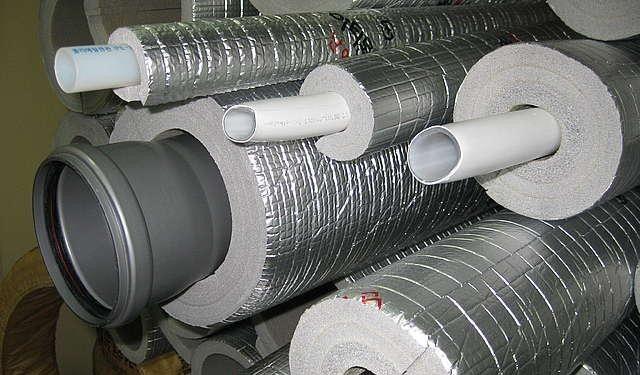 Утепление трубопровода: экономим энергию, защищаем трубы от порывов