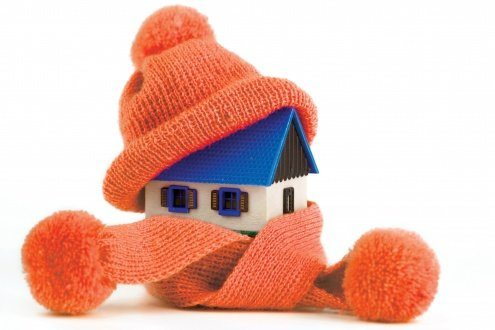 Фото – утепление дома