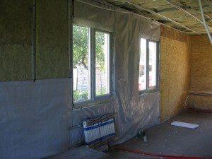 Фото: как правильно утеплить стены в деревянном доме