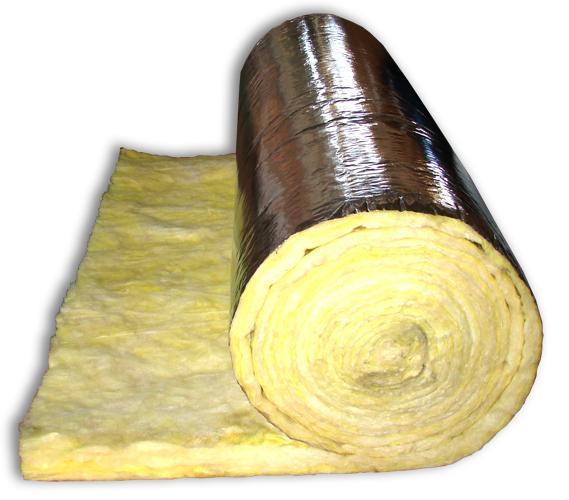 Фото материала со слоем алюминиевой фольги