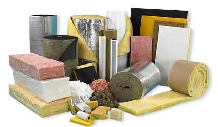 Фото: неорганические материалы для теплоизоляции