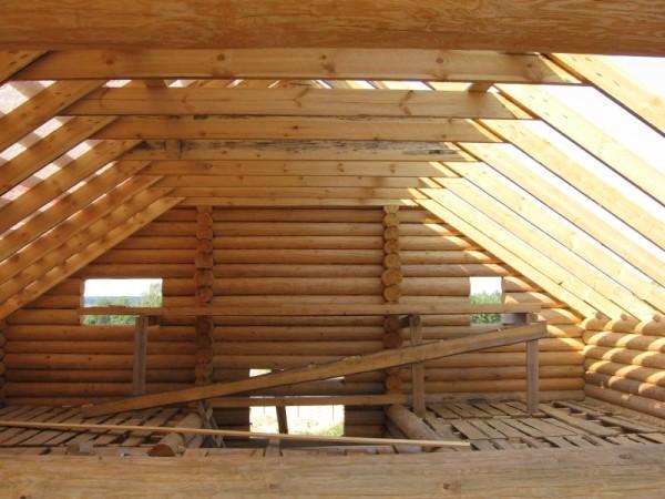 Крыша своими руками фото видео
