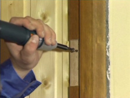 Фото: Ремонт, утепление входной деревянной двери
