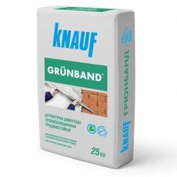 Фото упаковки смеси Кнауф грюнбанд