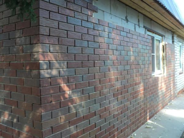 Фото: утепление газосиликатных стен снаружи термопанелями