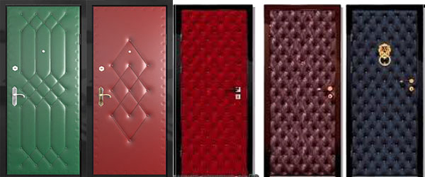 Утеплить входную дверь Все о входных дверях