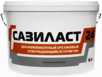 Герметик САЗИЛАСТ 24, для межпанельных рустов (с запланированной деформацией максимум 25%)