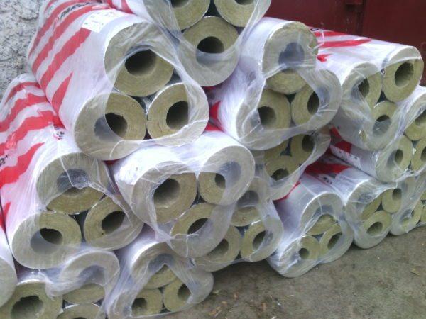 Изделия компании PAROC поставляются в удобной для хранения упаковке.