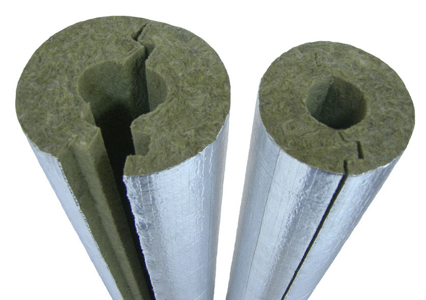 Изделия могут состоять из 2-х полуцилиндров.