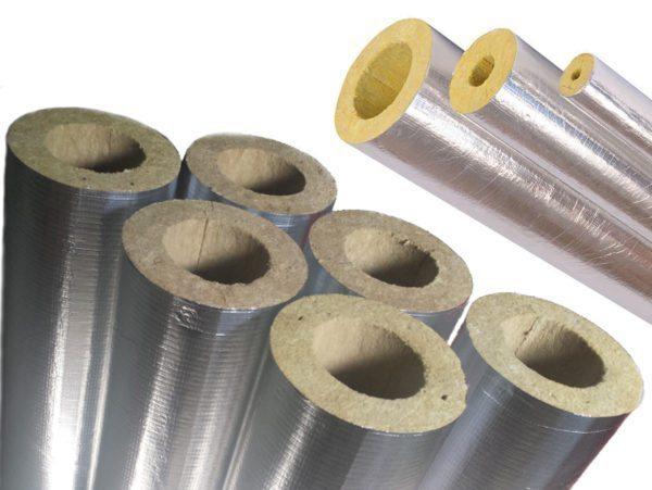 Изоляционные цилиндры предназначены для утепления труб.