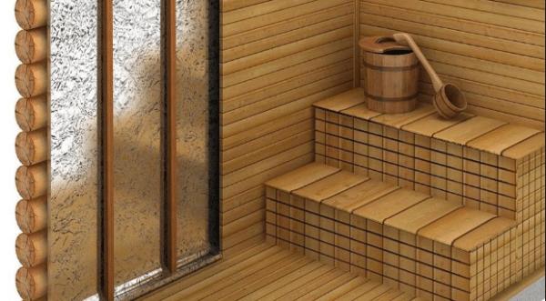Качественное утепление бани – главная задача