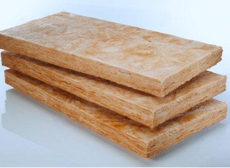 Каменная вата — современный эффективный теплоизолятор.