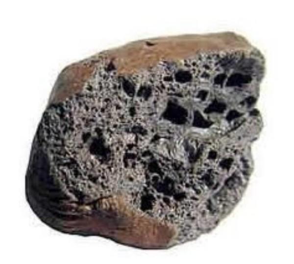 Керамзит - структура вблизи