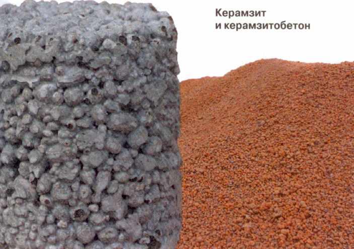 Керамзит как утеплитель стен используется в составе блоков и врассыпную.