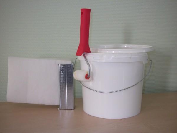 Клей-скотч монтажный позволяет производить монтаж утеплителя одним человеком, без помощников.