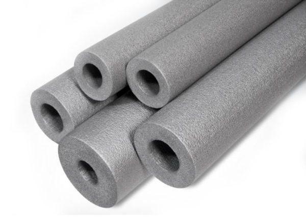 Кожухи из пористого материала эффективно минимизируют теплопотери труб