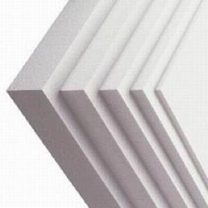 Листы пенопласта разной толщины