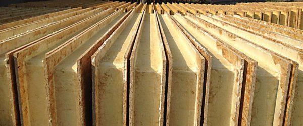 Материал используется при производстве СИП-панелей.