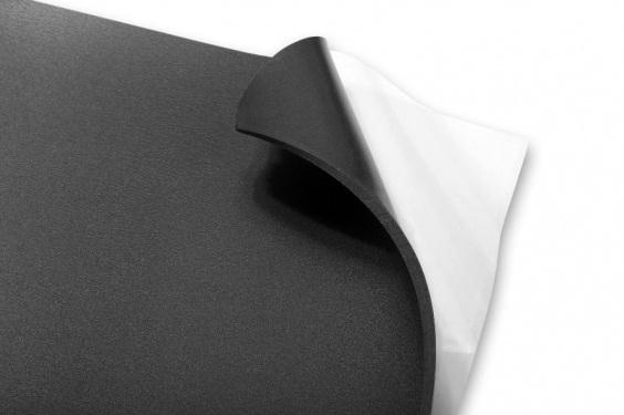 Материал очень удобен для утепления труб квадратного или прямоугольного сечения.