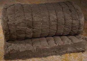 Минеральные базальтовые маты – лучший выбор для утепления больших площадей своими руками