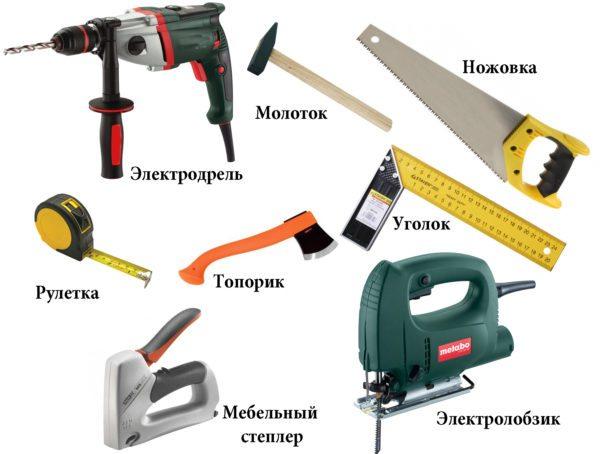 Минимальный набор инструментов
