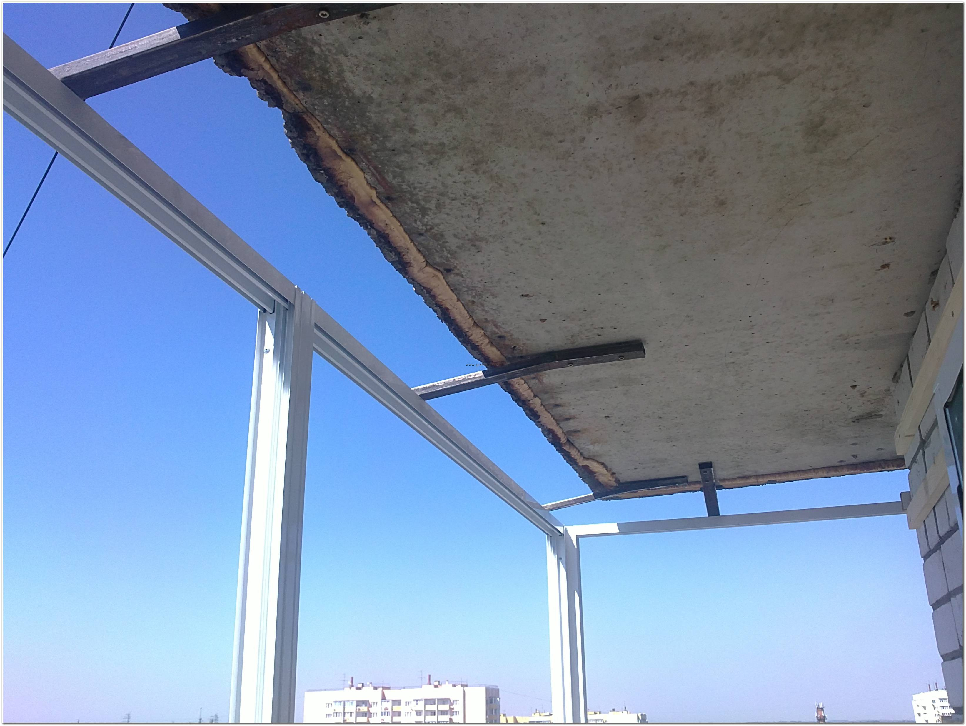 Установка балконов и лоджий: видео, цена. остекление балконо.
