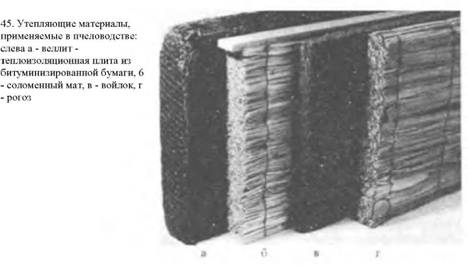 На фото представлены несколько видов матов для утепления.