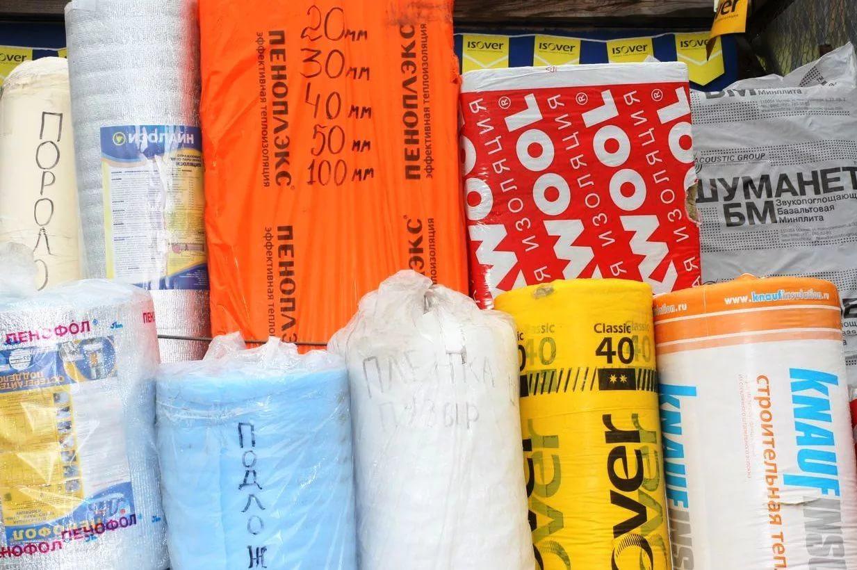 На рынке строительных материалов утеплители представлены в очень широком ассортименте.