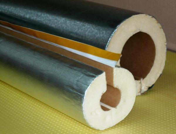 Надежная защита трубопровода