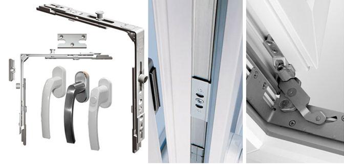 Надежность фурнитуры определяет срок беспроблемной службы окна.