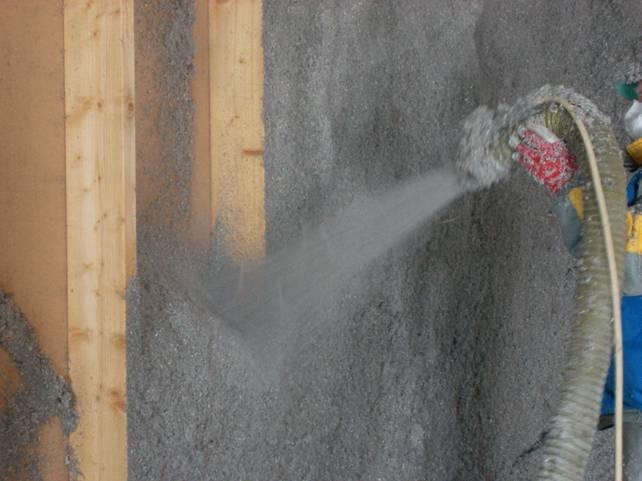 Утепление дома мокрым способом своими руками