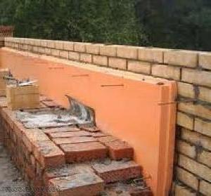Наружное утепление стены