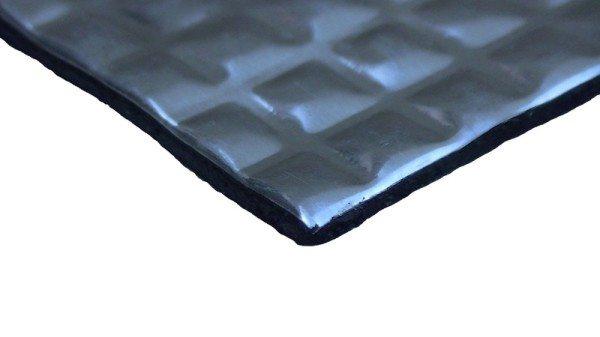 Натуральный тепло-вибро-звукоизоляционный материал