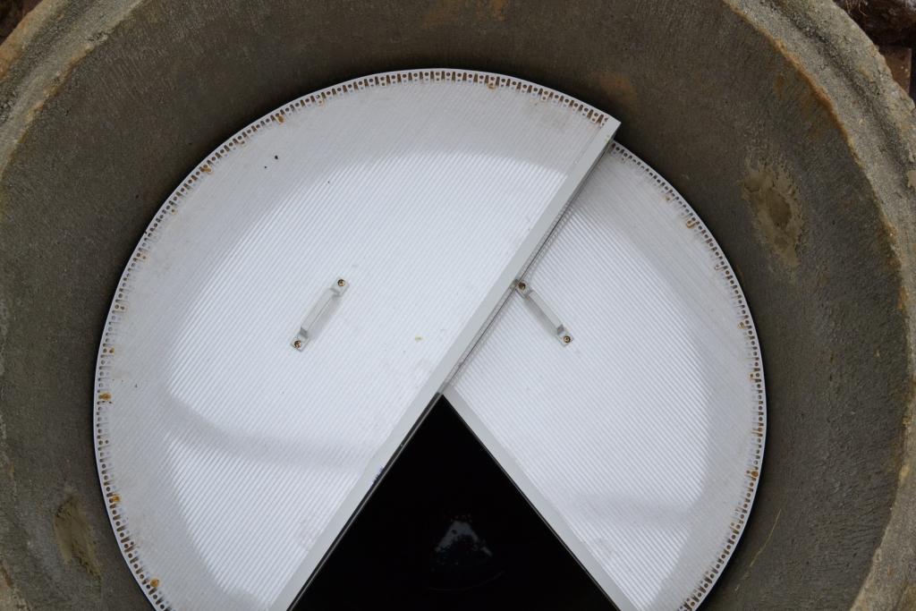 Разрыв колец в колодце