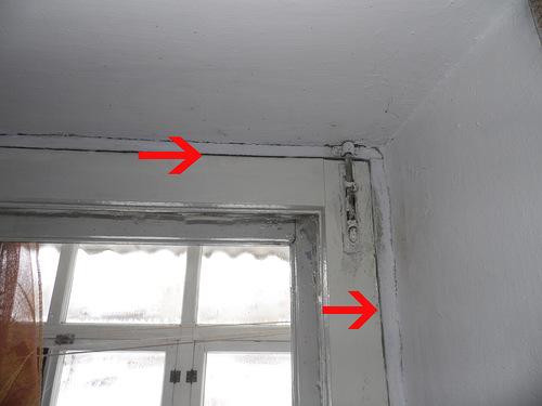 Неплотно прилегание двери – источник сквозняка