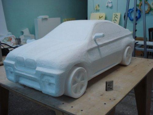 Нужен макет автомобиля? Легко!
