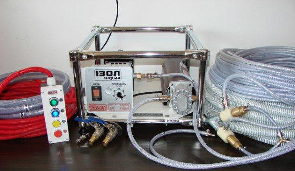 Оборудование для производства эеоизола «ИЗОЛ норма»